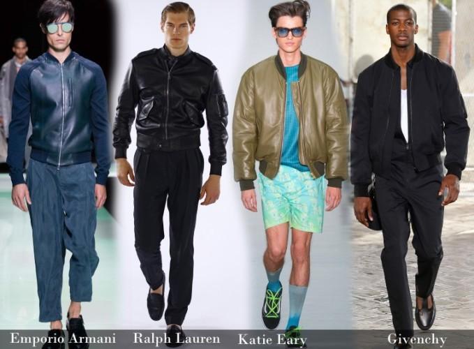 Мужские куртки на осень