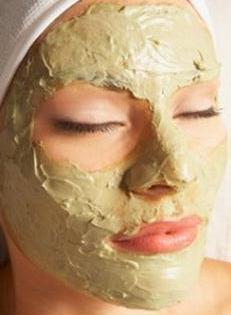 дынная маска для лица