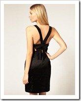 Платья с открытой спиной: как носить?
