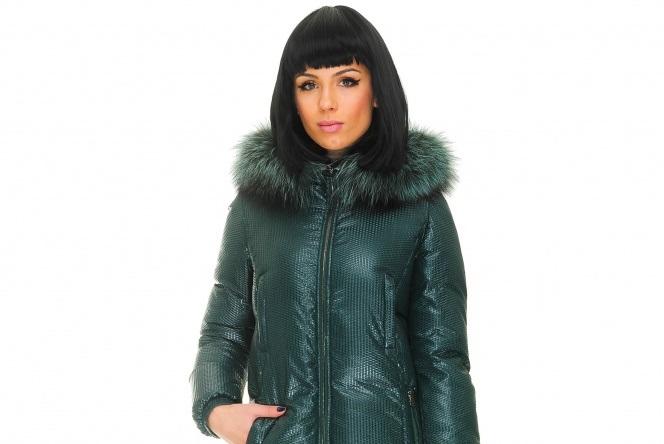 Покупаем модную женскую куртку