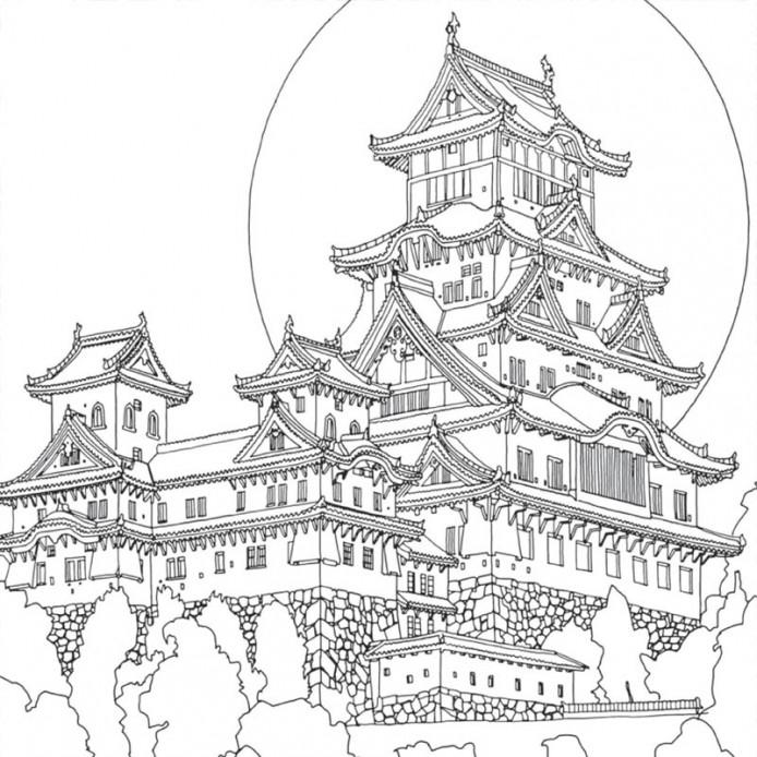 Замок Химэдзи, Химэдзи, Япония