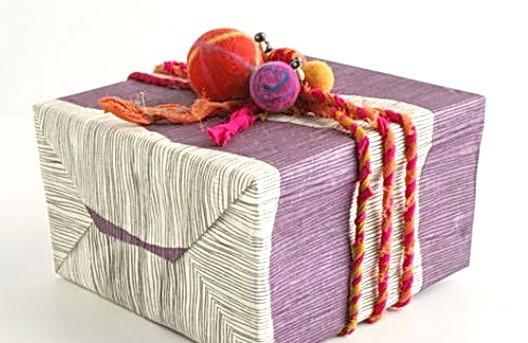 Хобби: упаковка подарков