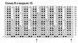 Вязаная куртка с планками из кос и застежкой на молнии разм. 38/40