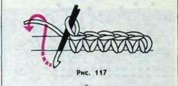 Ажурное вязание крючком