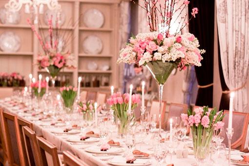 Важные детали свадебного оформления