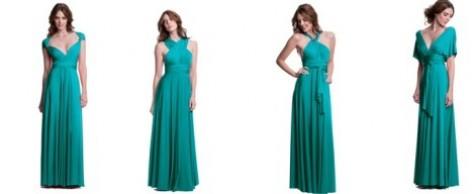 Как правильно носить платье-трансформер