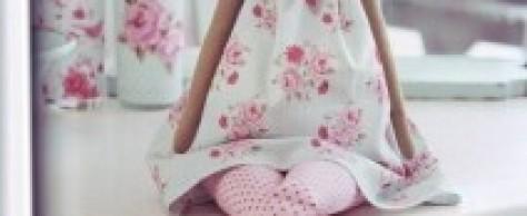 Кто такие куклы Тильда и откуда они появились?
