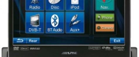 Современные автомагнитолы Alpine
