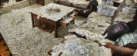 Чем приманить денежку?