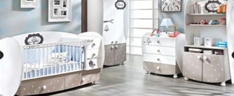 Как выбрать мебель для новорожденных малышей