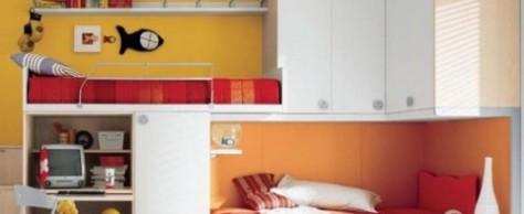 Лучшая мебель для детской комнаты— это Италия!