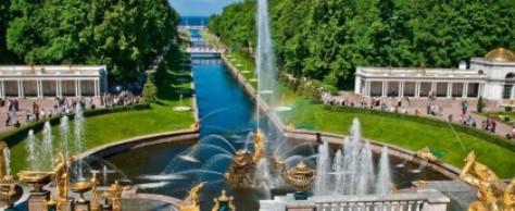 Экскурсии по городу Петергоф