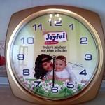 Украшаем настенные часы