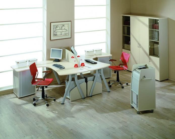 Мебель для офиса от Komus