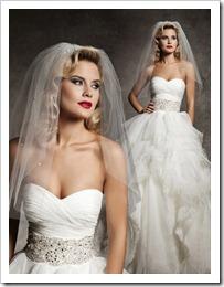 Каким будет свадебное платье в 2013 году?