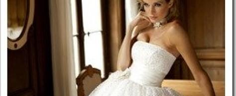 Свадебные платья в стиле Ампир — будуар придворных дам