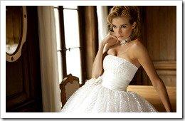 Свадебные платья в стиле Ампир - будуар придворных дам
