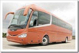 На автобусе в Испанию всей семьей?