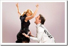 Танцы для разных частей тела.