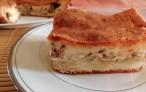 Простой пирог с рыбными консервами «Два капитана»