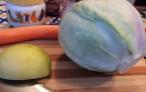 Простые салаты на скорую руку. Осенний вариант