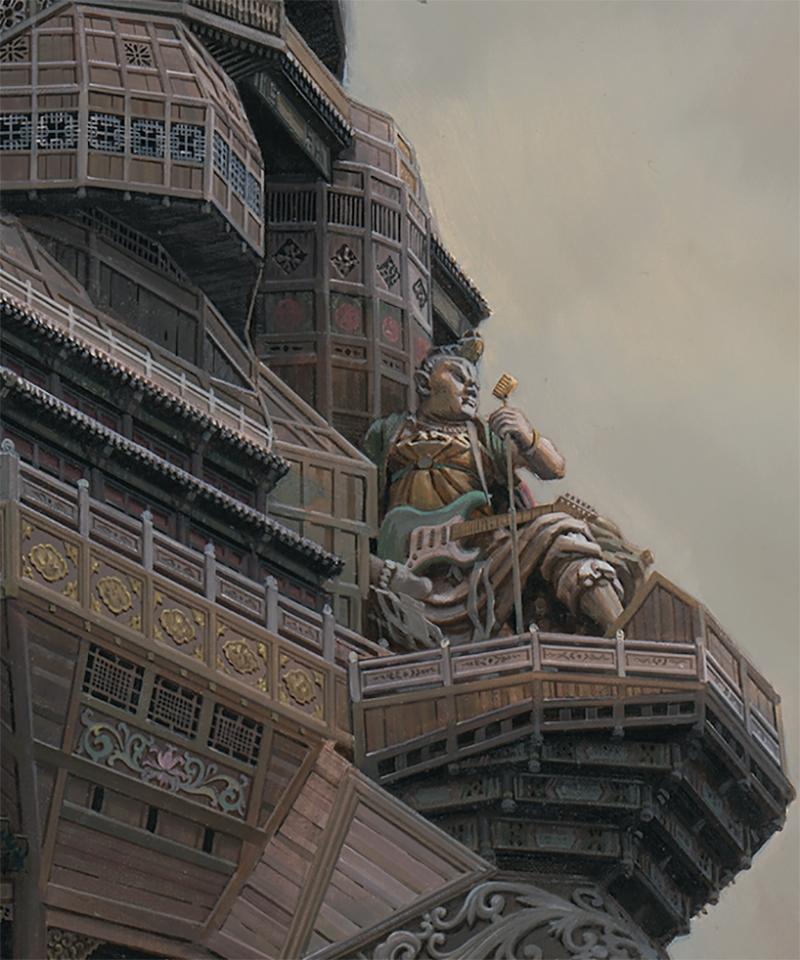 «Пиры богов рока» от DU kun