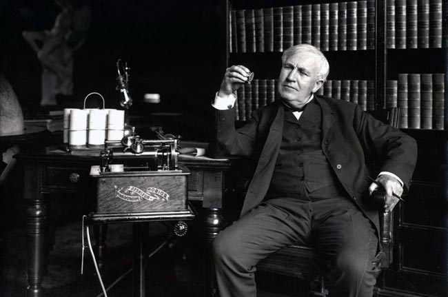 research papers on thomas edison The papers of thomas a edison: the papers of thomas a edison: research to development at menlo park, january 1879-march 1881 by thomas a edison.