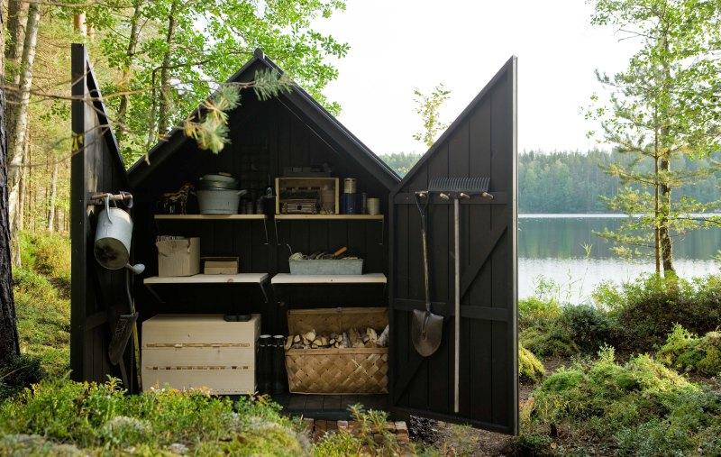 Многофункциональные домики для Kekkilä