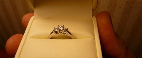 Как правильно выбрать кольцо в подарок
