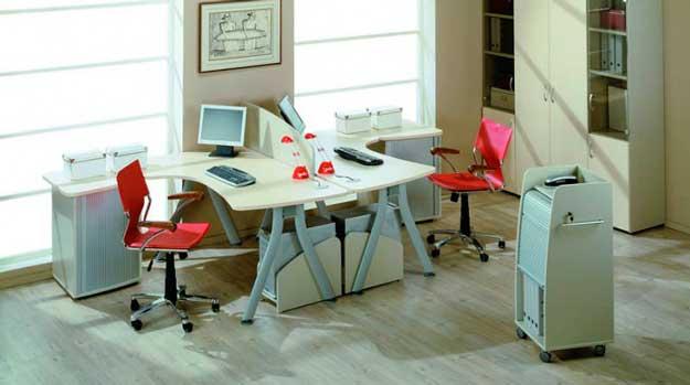 На кого рассчитана офисная мебель необычного дизайна?
