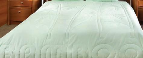 Одеяла из бамбука: преимущества и недостатки