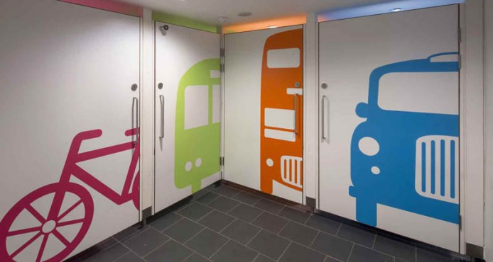 Новый дизайн для внутренних помещений Лондонского музея транспорта
