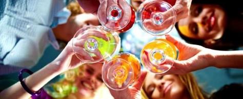 Как влияет алкоголь на разные знаки зодиака :)