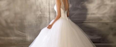 Красивые свадебные наряды
