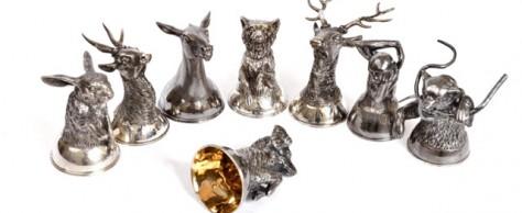 Эксклюзивный и оригинальный подарок — серебряная посуда