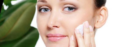 Правильный уход за жирной кожей лица