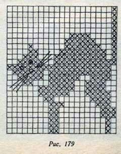 Вязание орнамента