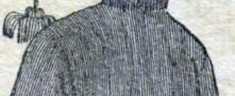 Вязаная шапочка «буратинка»