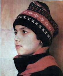 Детская спортивная шапочка