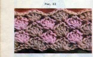 Вязание крючком берета