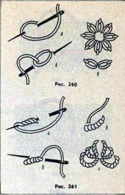 Вышивка на вязаных изделиях схемы для начинающих 25