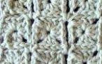 Безотрывное вязание «пикселей»