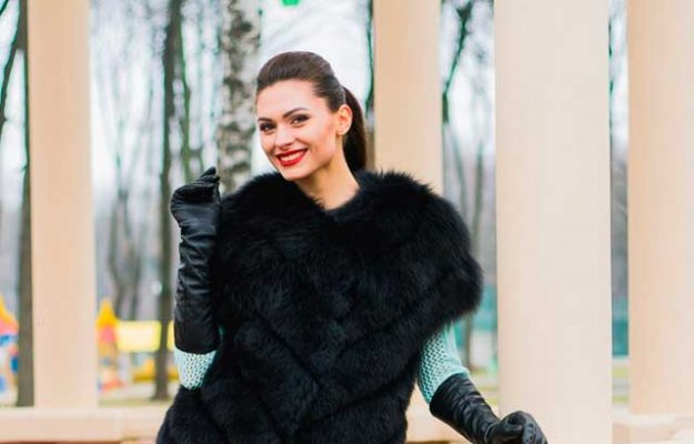 Меховые жилеты – украшение гардероба любой женщины