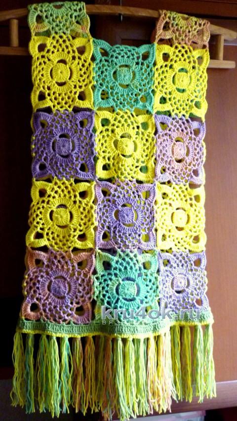 b1b20ff5978 Работа Олеси Петровой вязание и схемы вязания