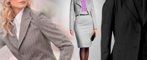 Основные правила выбора костюмной ткани