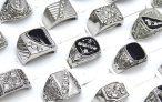 Ювелирные изделия из серебра — драгоценный подарок для бесценного мужчины