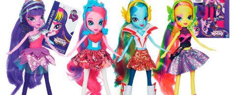Куклы My Little Pony — любимые персонажи и захватывающие приключения