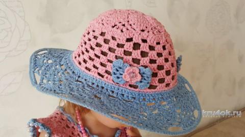 Работа Линды Яблонской вязание и схемы вязания