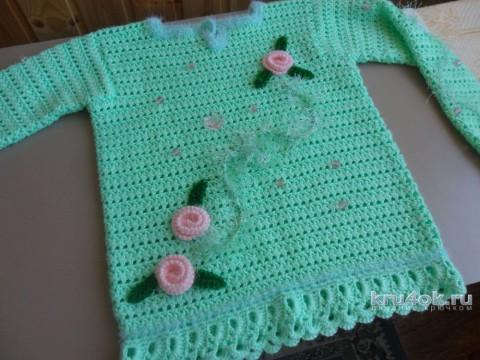 Детский пуловер Ласковый май