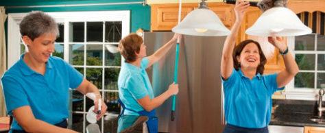 Уборка в доме — как потратить минимум времени и сил и добиться идеального результата